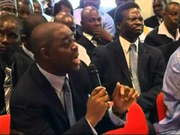 Femi Fani Kayode, fmr  Minister of Aviation appears before the Senate Aviation Committee June 2008 Pt 4