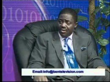 Femi Fani-Kayode, former Minister of Aviation, on Ben TV, U.K. 2007 Pt 3.flv (Aug 5, 2011)
