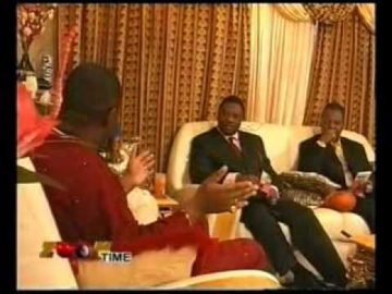Femi Fani-Kayode, Former Minister of Aviation, At Home with Zoom Time, 2005 (Full Version) Pt 4.flv(Jul 23, 2011)