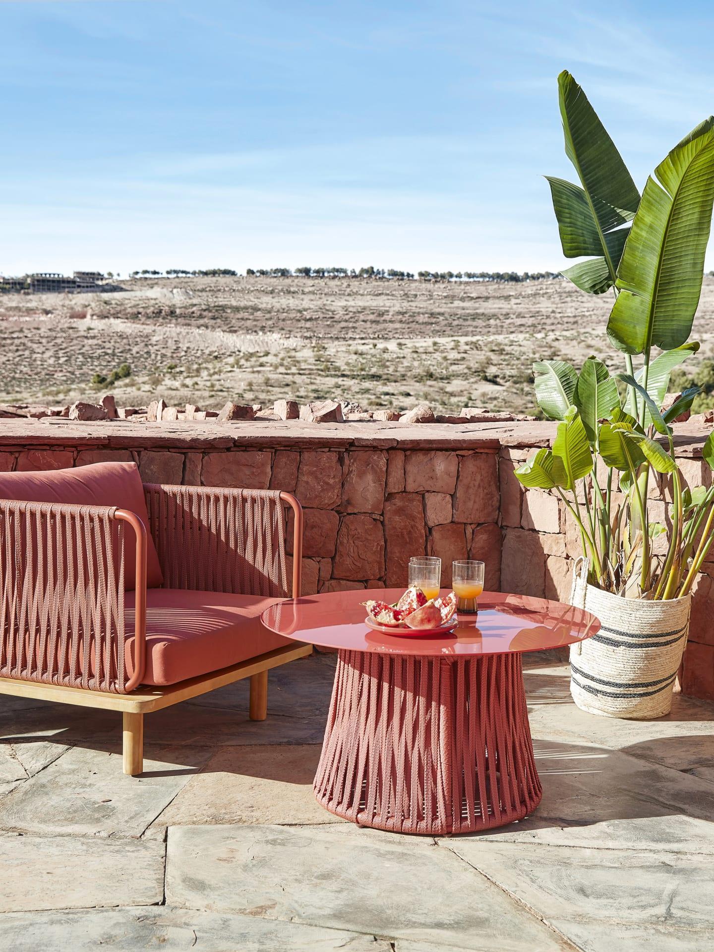 trois tendances de mobilier de jardin