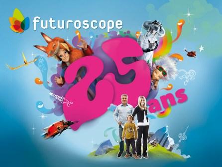 Futuroscope 25 ans