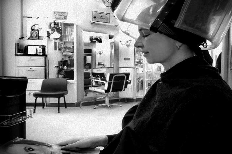 Aurora and the Prime Cuts Hair Salon