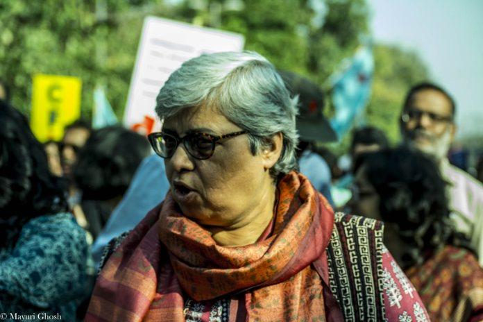 #standwithjnu mayuri ghosh