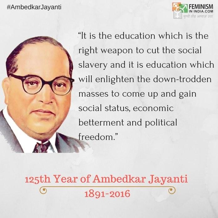 #AmbedkarJayanti8