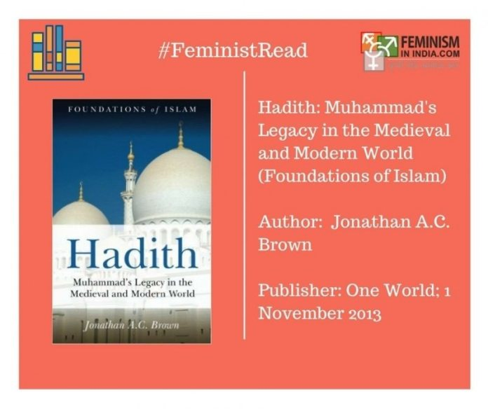 Hadith by Dr. Jonathan A.C. Brown