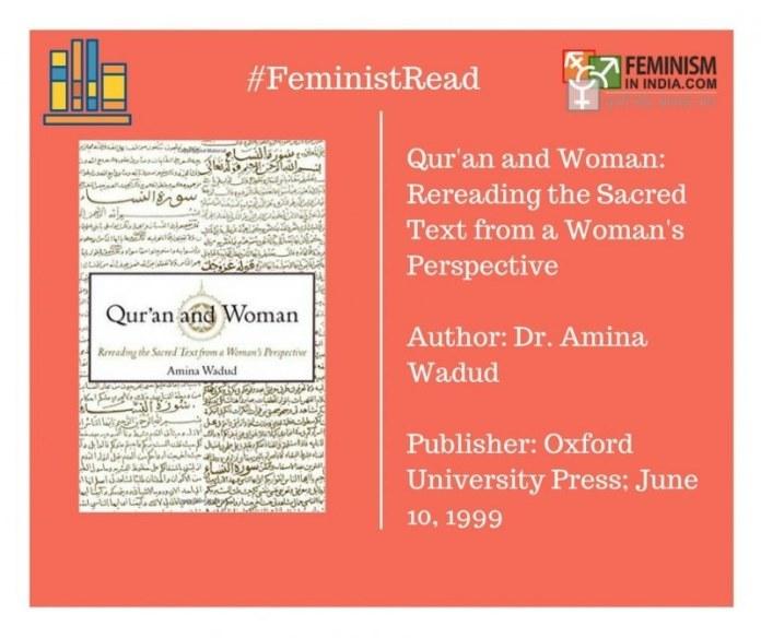Quran and Woman by Dr. Amina Wadud
