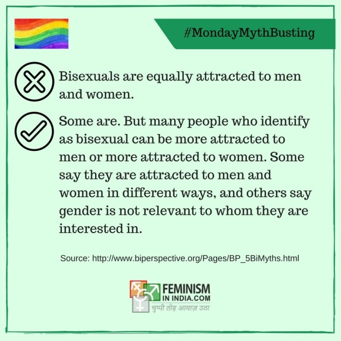 myths on bisexuality