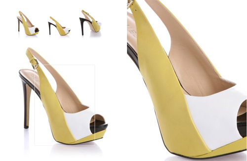 tacones billow