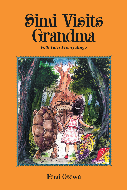 Simi-Visits-Grandma-Book-Front page