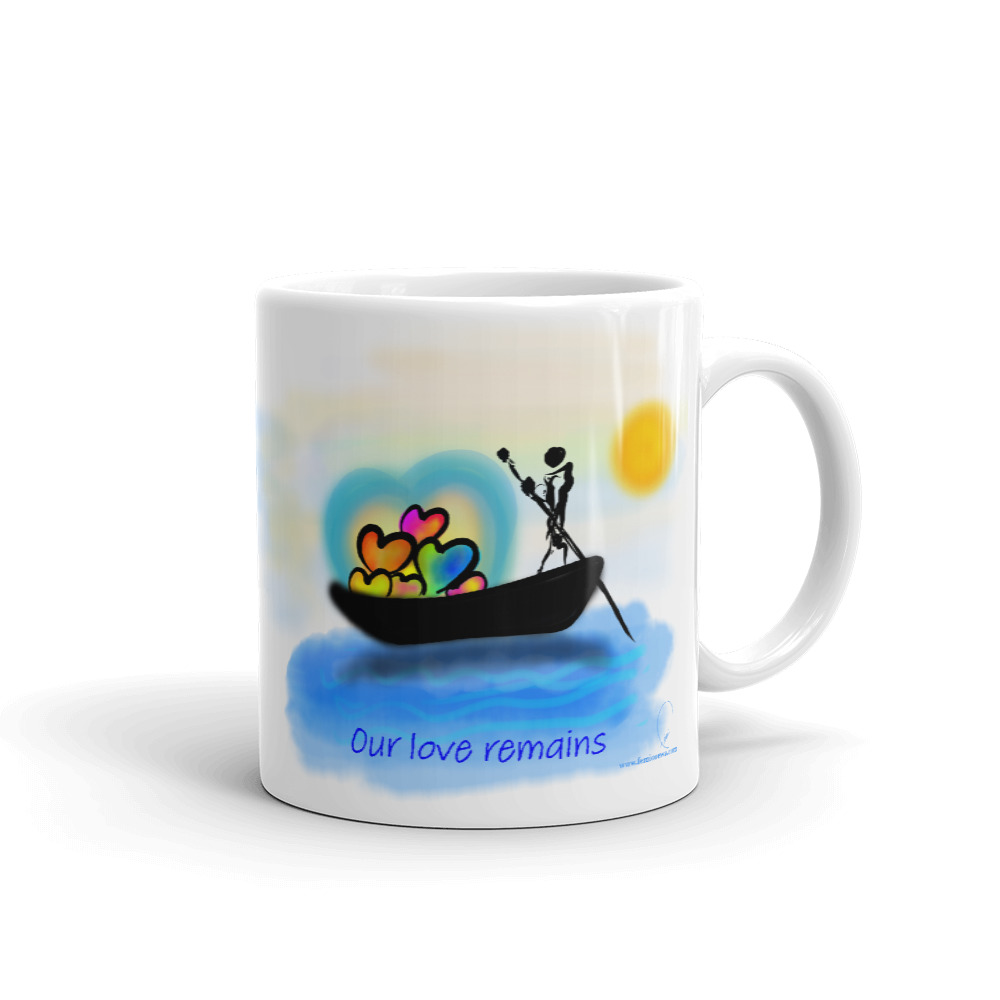 Canoe Of Love | Mug