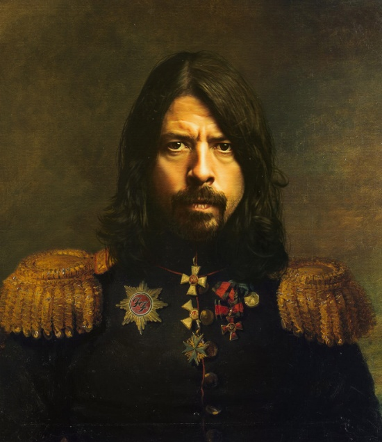 Replaceface - Dave Grohl