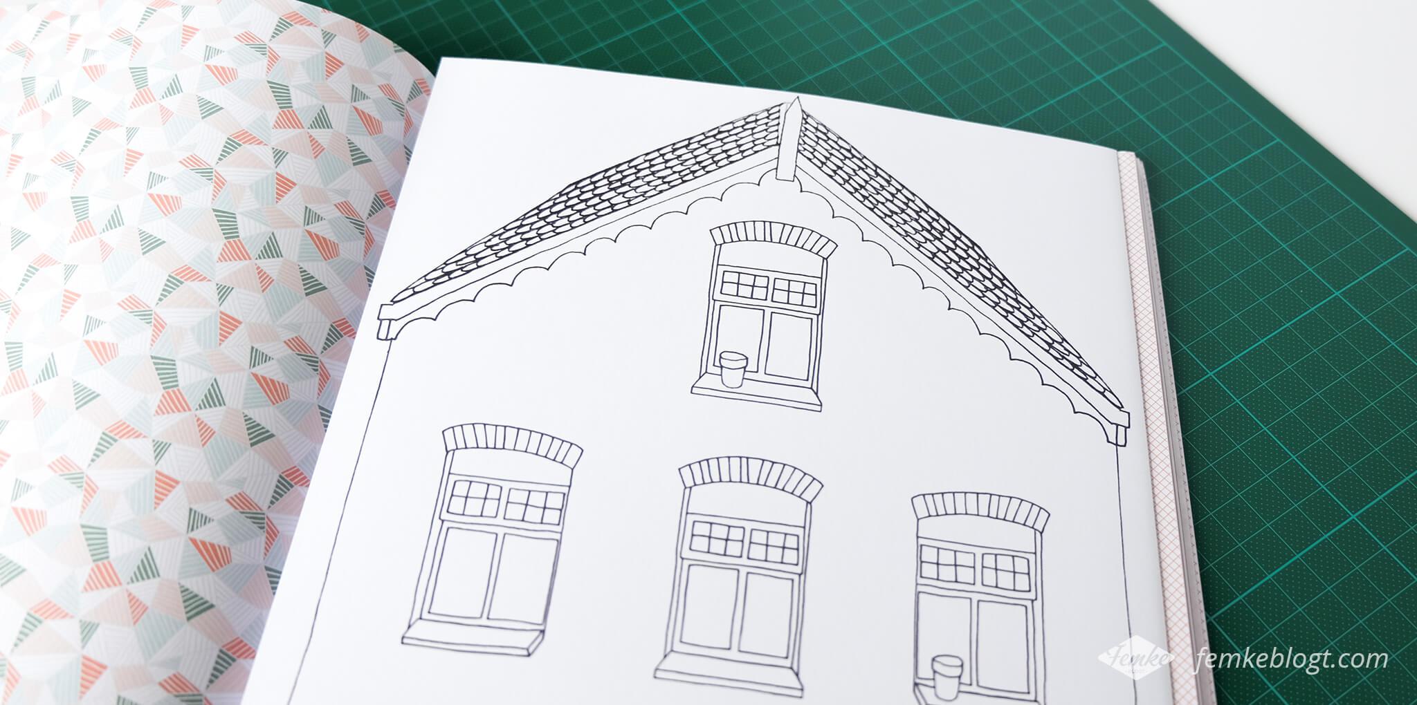 Review: Flow tekenboek