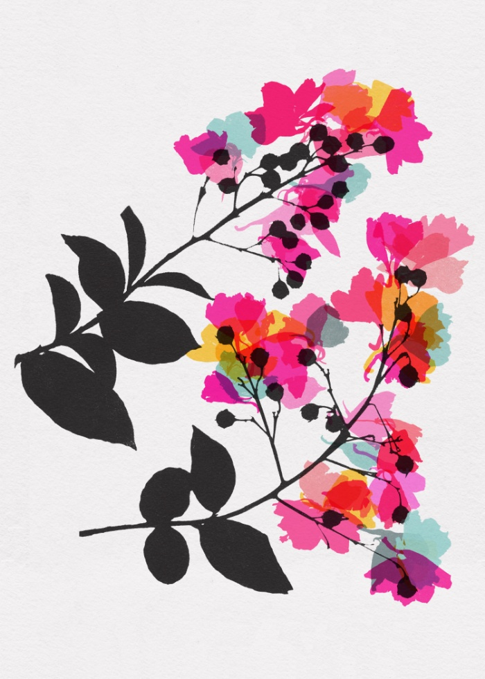 Sunday's Society6 flowers