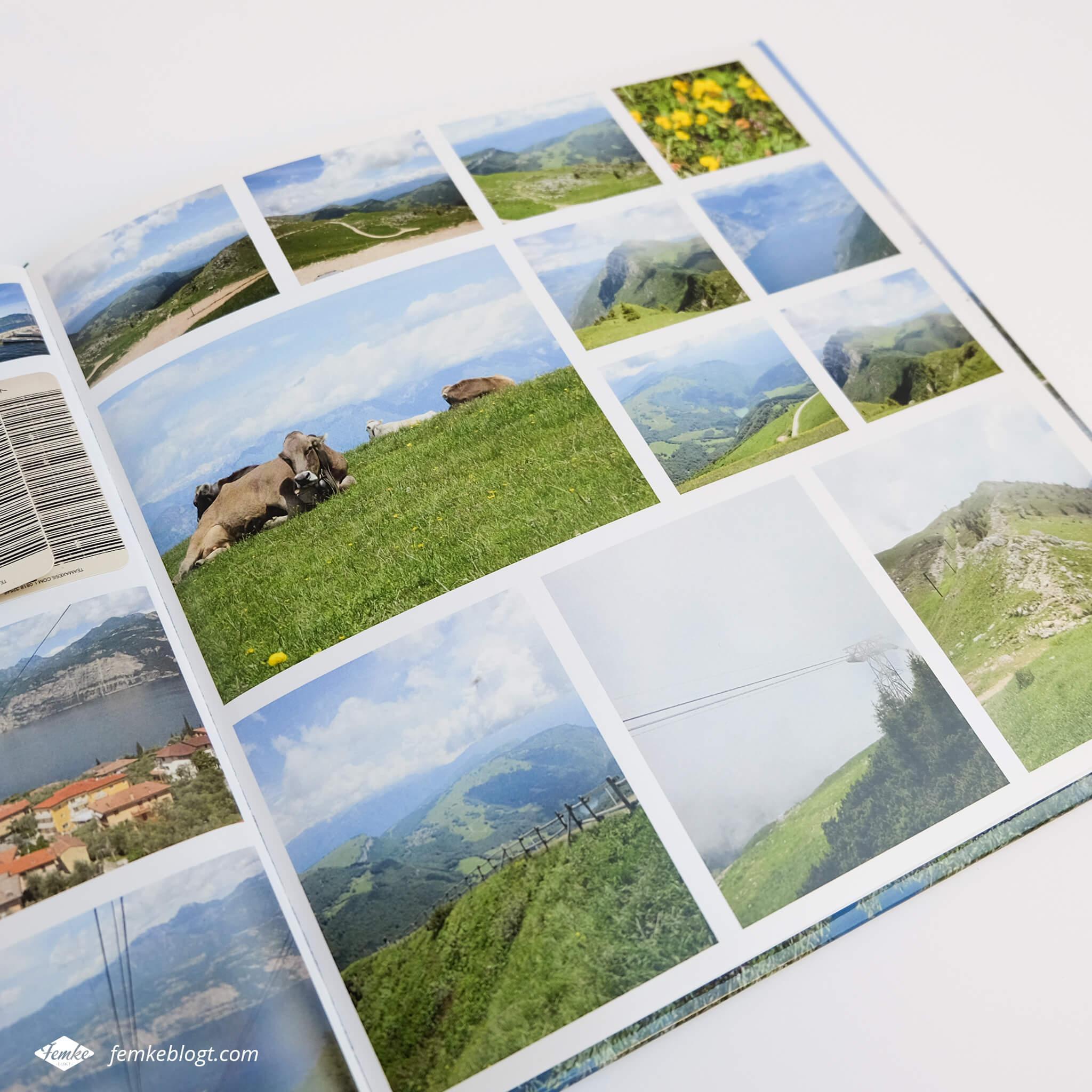10 Tips voor het maken van een fotoboek | Deel je foto's in op thema of locatie en zorg voor een strakke indeling