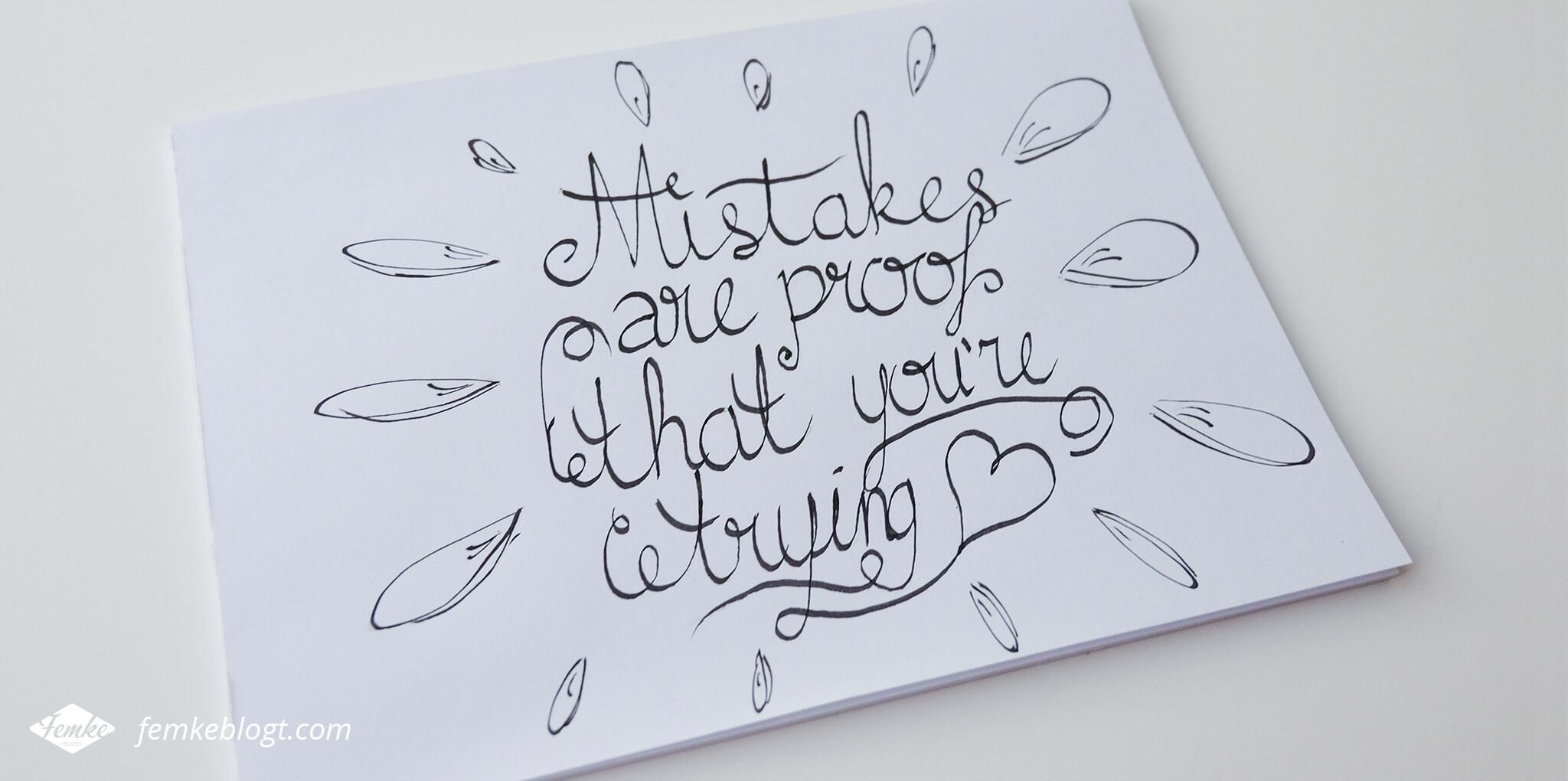 kalligrafie quote