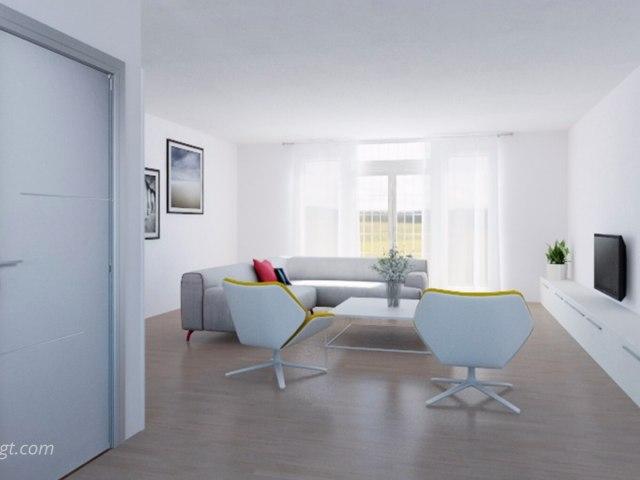 3D huis