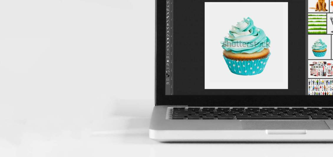 Shutterstock plugin voor Photoshop