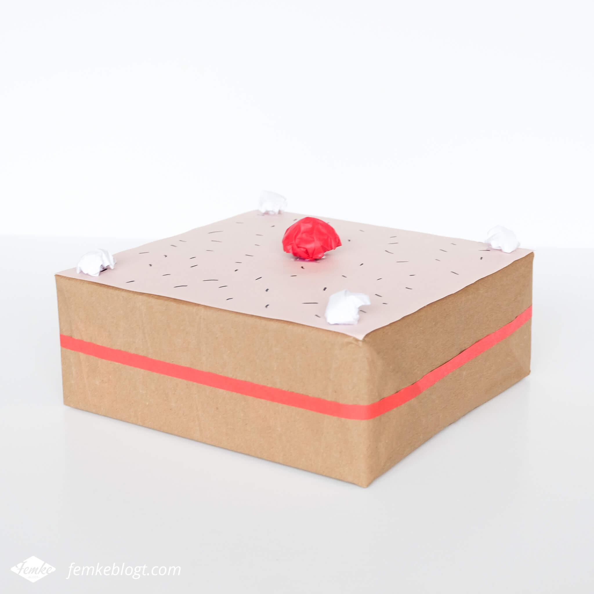 5 Supersnelle sinterklaas surprises | Gek op taart? Maak een taart als surprise!