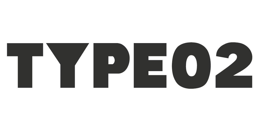 Mannelijk lettertype - Type02