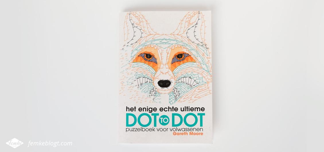 review  dot to dot puzzelboek