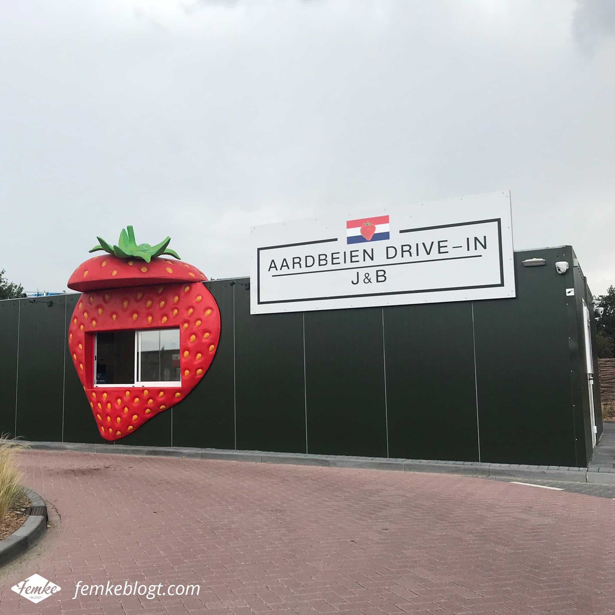 Maandoverzicht juli | Aardbeien drive-in Uden
