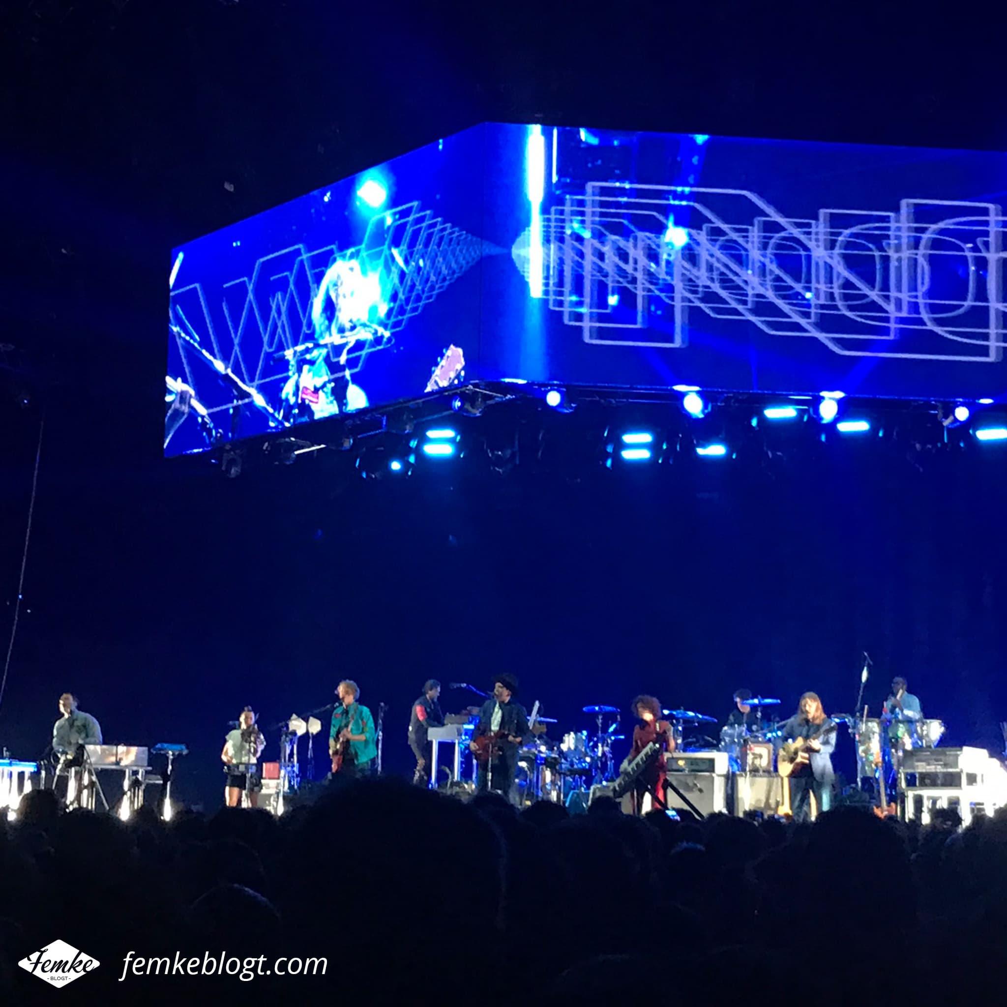 Maandoverzicht juni | Concert Arcade Fire