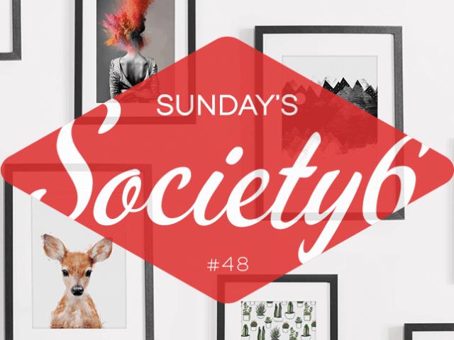 Sunday's Society6 #48 | Huizen