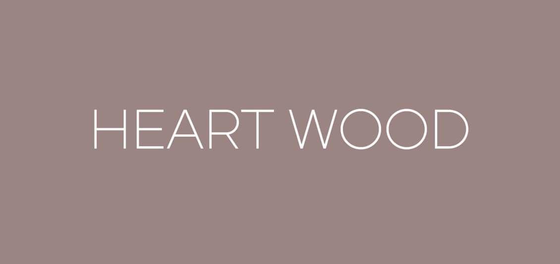 Flexa kleur van het jaar 2018, Heart wood