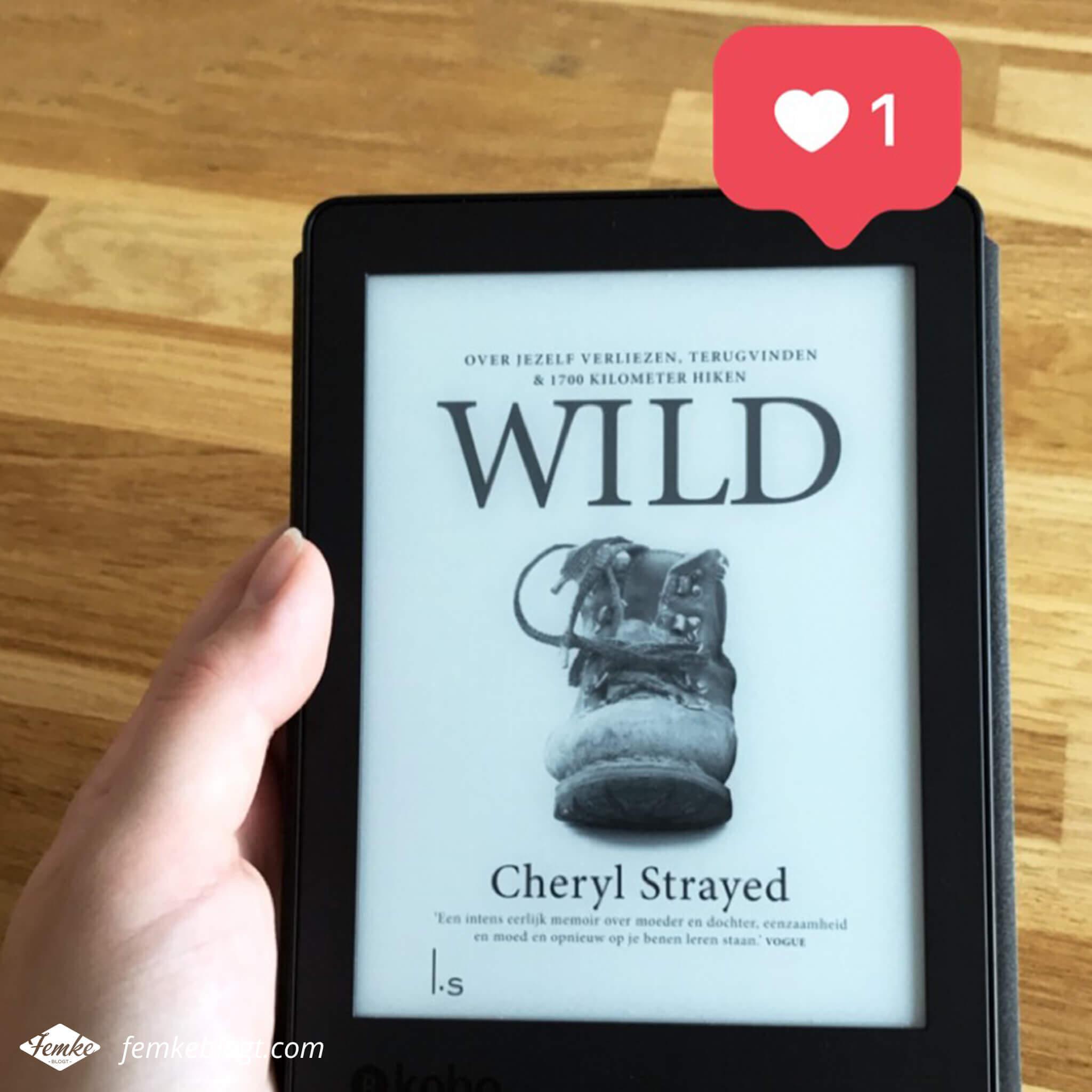 Maandoverzicht november | Wild, Cheryl Strayed