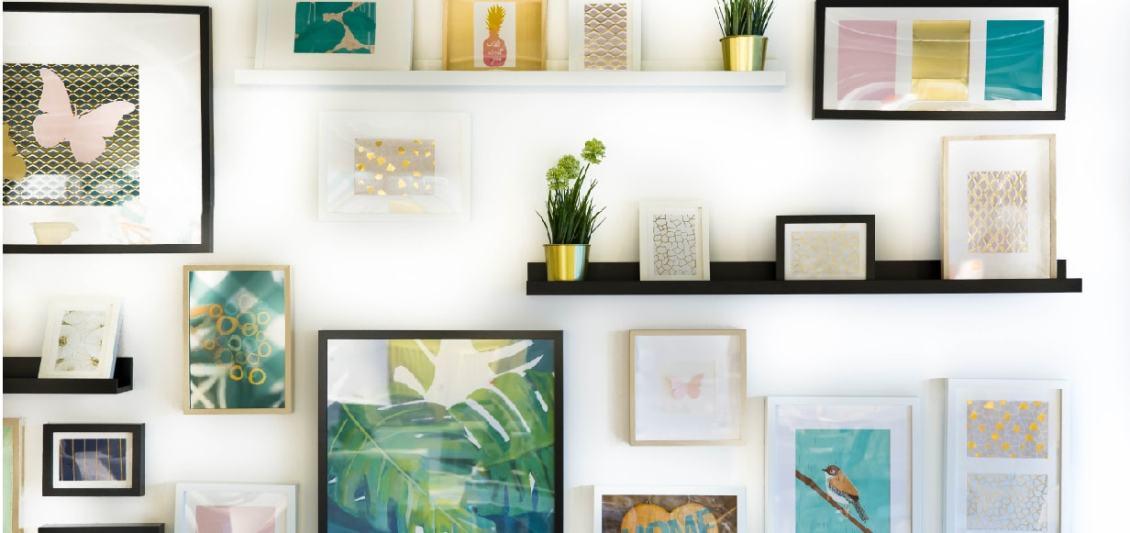 Tips voor wanddecoratie ideeën