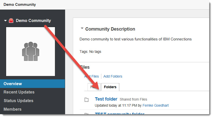 Shared folders – potential security issue – (Social) Business as usual…
