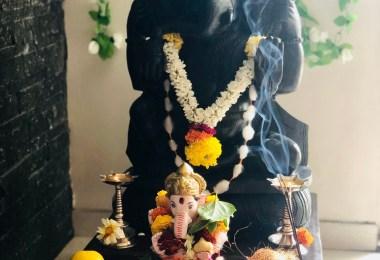 Ganesha festival celebrations
