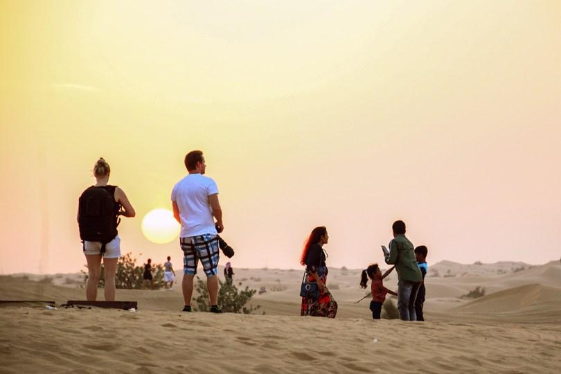 Desert Safari Dubai Experience