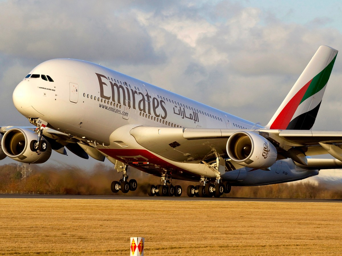 Travel With A Companion And Enjoy Companion Fares From Emirates Airlines