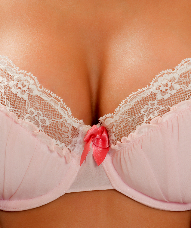 Making Your Bras Last Longer. And Boobs Too!