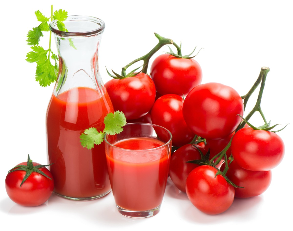 Why We Love - Tomato Juice