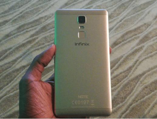 Note 3 Infinix