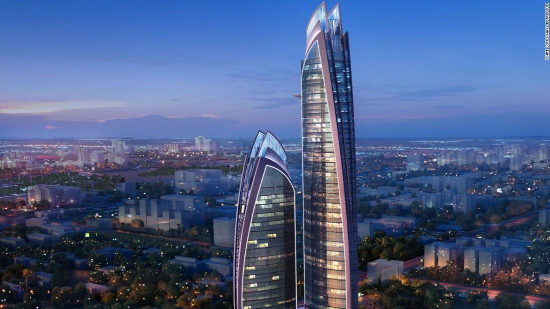 Pinnacle Towers Nairobi