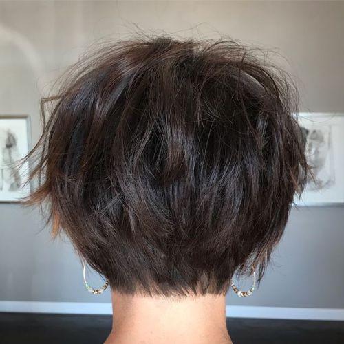 60 coupes de cheveux courtes et