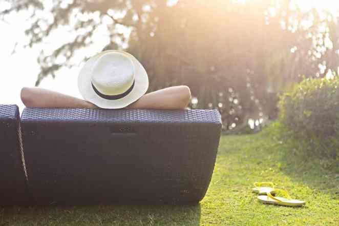 5 installations de jardin pour une détente absolue !