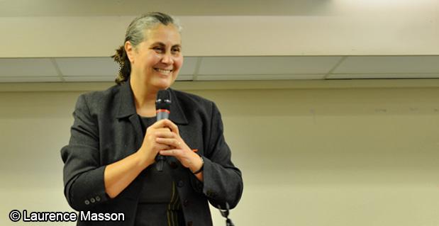Isabelle Lamour - Présidente de la Fédération Française d'Escrime - Escrime féminine - Sport féminin - Femmes de Sport