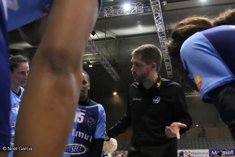 HAC Handball - Aruélien Duraffourg