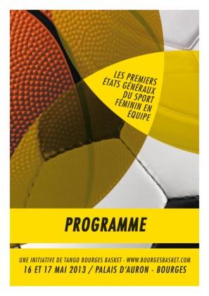 Etats Généraux du Sport Féminin en Equipe 2013