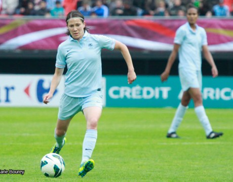 Equipe de France Féminine de Football - Juin 2013 - Elise Bussaglia