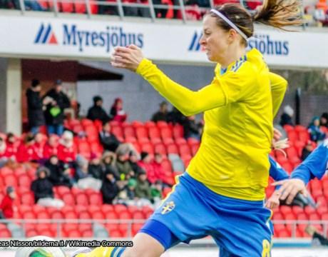 Football - Suède - Lotta Schelin