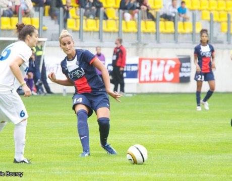 Football - PSG Féminin - Kheira Hamraoui