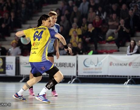 Handball - UMB-B - Union Mios Biganos-Bègles - Alexandra Lacrabère