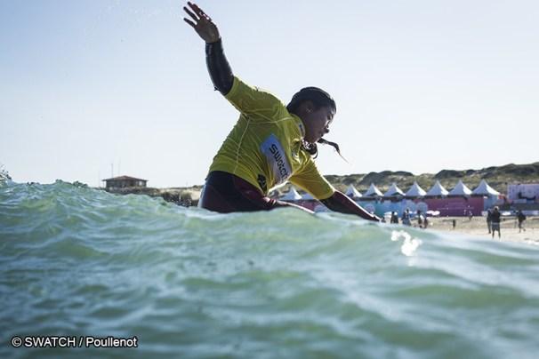 Surf - Swatch Girl Pro 2014 - Mahina Maeda