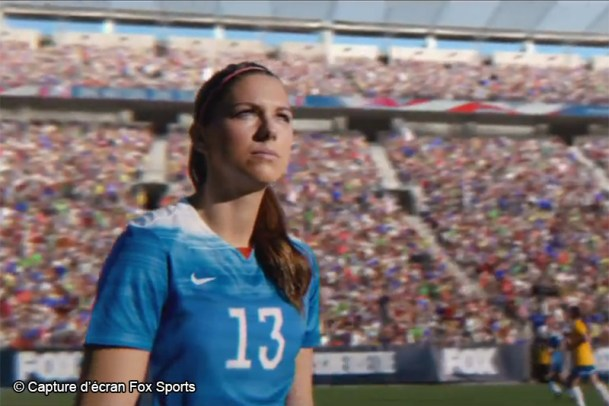 Football - USA - Alex Morgan
