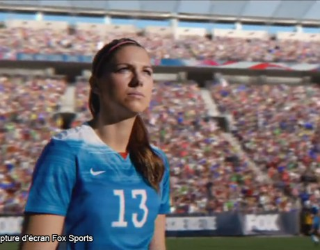 Football - USA - Alex Morgan